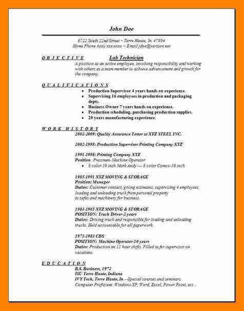 Lab Technician Resumes. sensational ideas pharmacy intern resume ...
