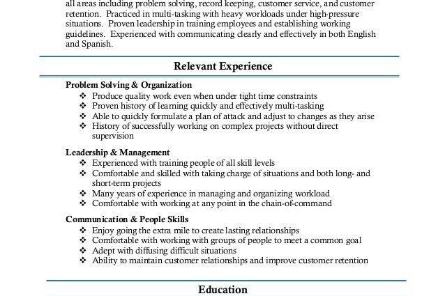 Pharmacy Technician Resume Example Pharmacy Tech Resume with No ...