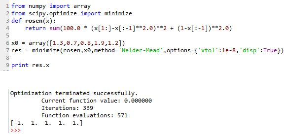 Optimization in Python using Scipy – A Quick Example ...