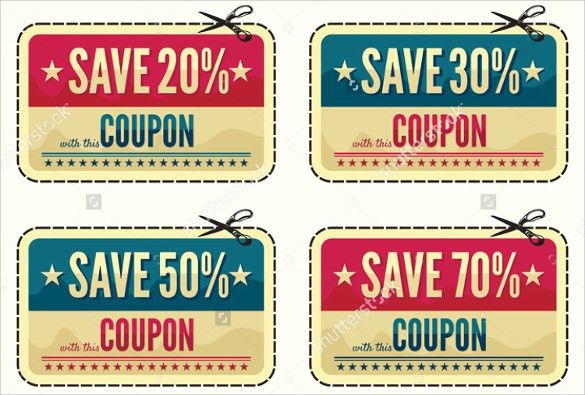 Sample Coupon Template - 27+ Documents in PSD, Vector ...