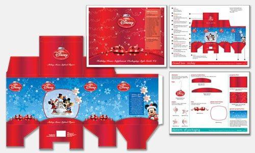 Freelance Graphic Design Sample Portfolio | Packaging Design