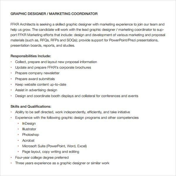 Graphic Design Proposal Example | Blank.csat.co