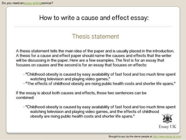 Cause And Effect Essay Example Bullying Outline - Essay for you