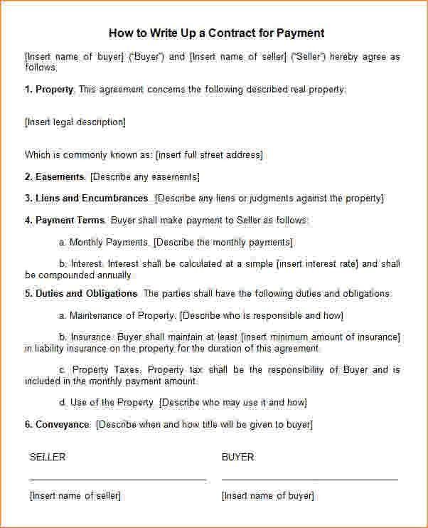 Payment Agreement Contract. 4 Sample Website-Development-Agreement ...