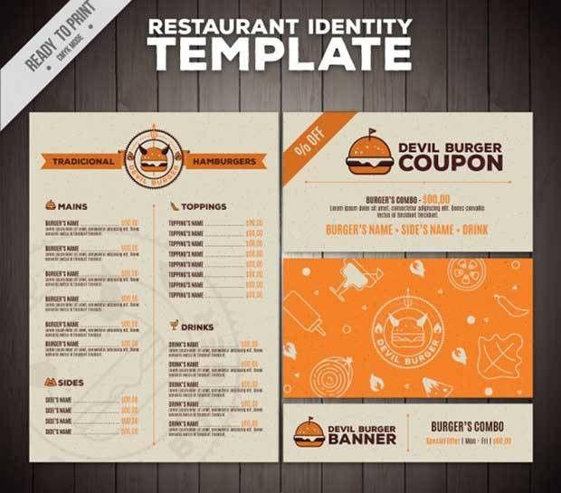 26+ Free Restaurant Menu Templates To Download