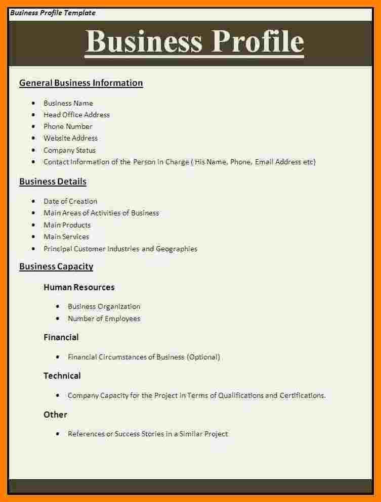 9+ sample template for company profile | Introduction Letter