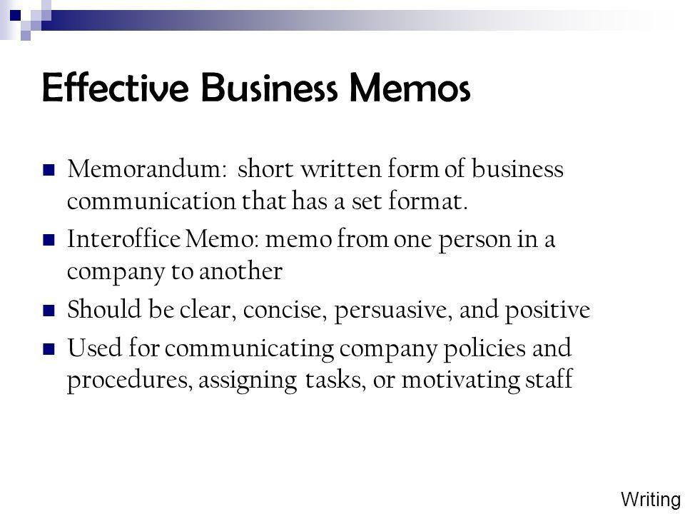 Communication Skills. Skills All Entrepreneurs Need Writing ...