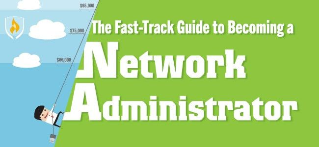 The Fast-Track Guide to Becoming a Network Administrator