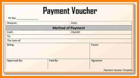 5+ payment receipt voucher sample | resume language