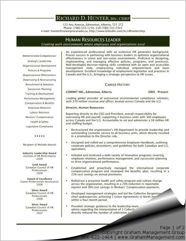 Executive Resume Template | cyberuse