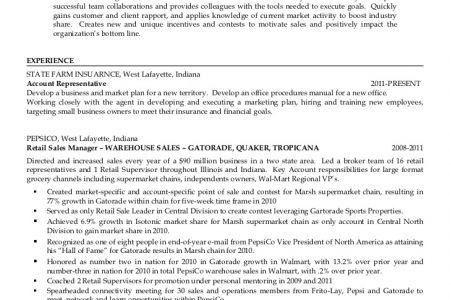stocker job description resume