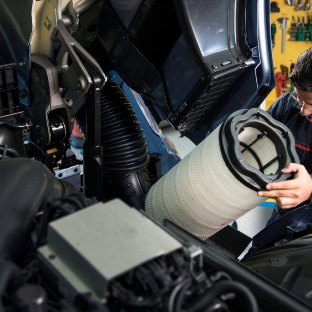 Maintenance | Scania Global