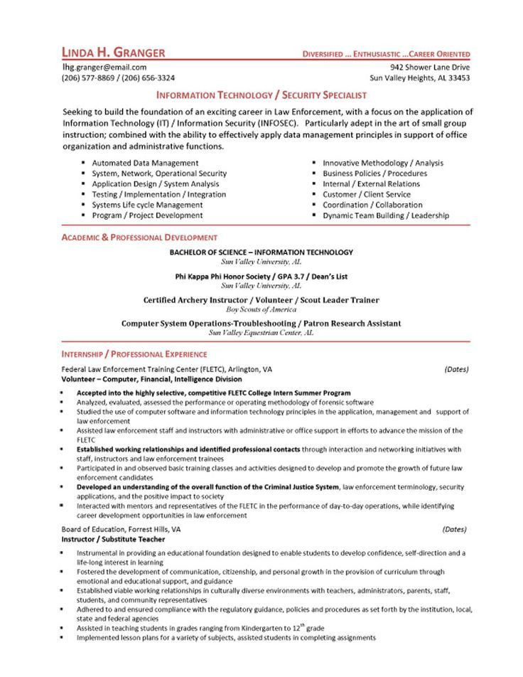 Best 25+ Firefighter resume ideas on Pinterest | Firefighter ...