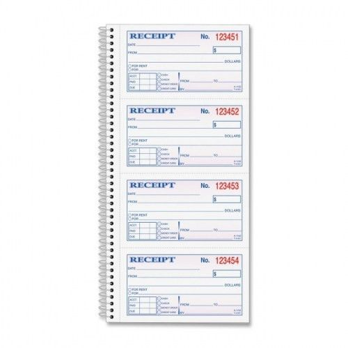 TOPS Money/Rent Receipt Book | Best Buy Canada