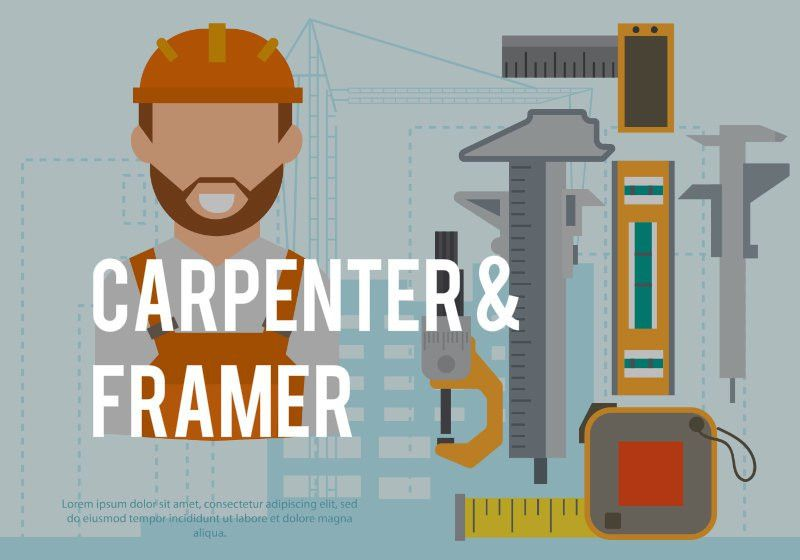Carpenter & Framer Job Description, Salary, Requirements ...