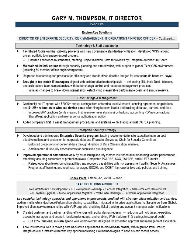 Download Sample Effective Resume | haadyaooverbayresort.com