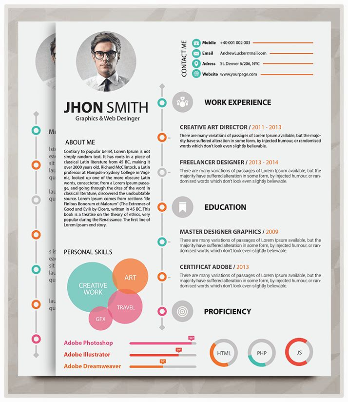 Resume Doc Resume Example Modern Resume Template 8986 | Plgsa.org