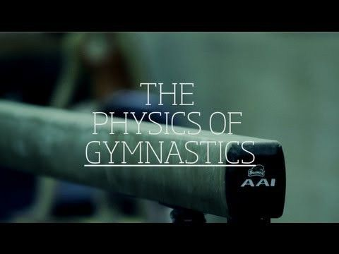 The Physics Of Gymnastics Force Potential Energy Kinetic Energy ...