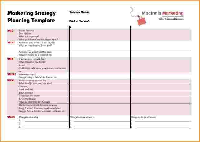 Strategy Plan Template.Strategic Planning Template.png ...