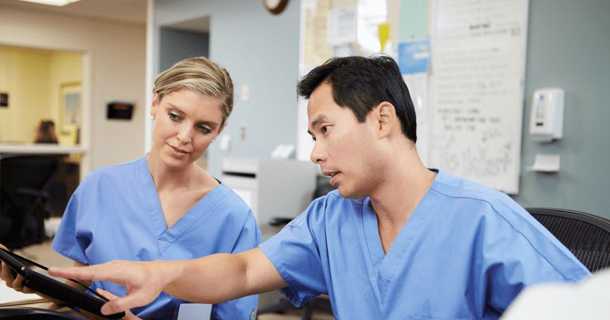 Staff Nurse Education Requirements