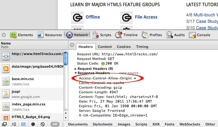 New Tricks in XMLHttpRequest2 - HTML5 Rocks