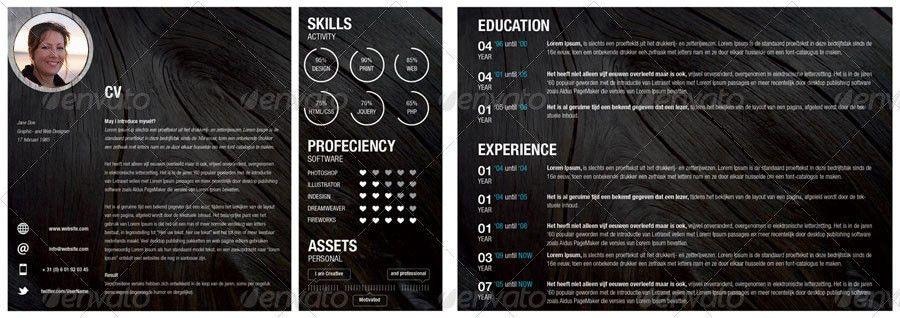 21 Best Resume Portfolio Templates to Download Free - WiseStep