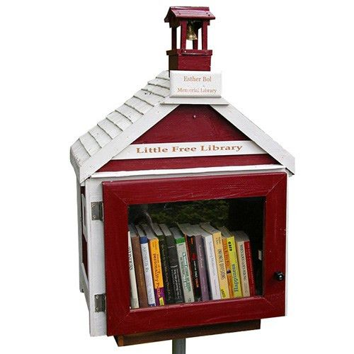 History of Little Free Library | Little Free Library