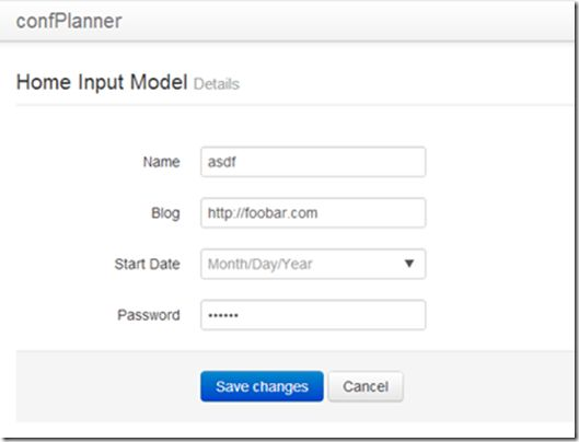 Twitter.Bootstrap.MVC4; the Bootstrap package for ASP.Net MVC4 ...
