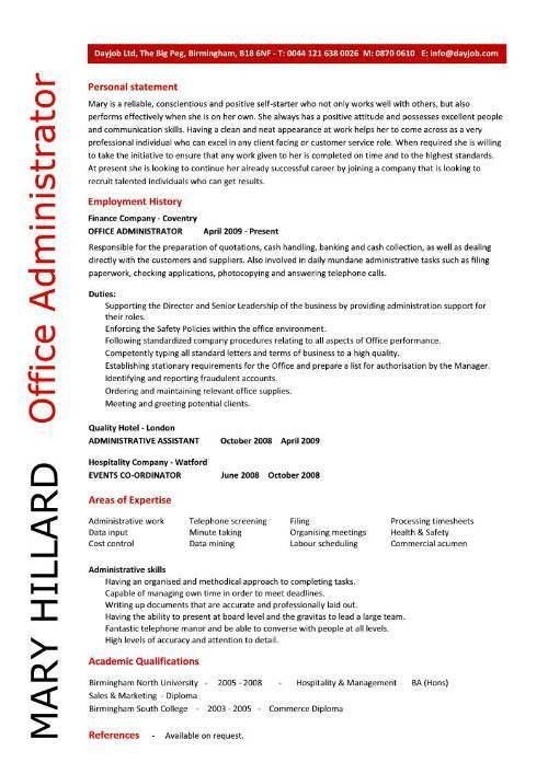 Download Sample Office Manager Resume | haadyaooverbayresort.com