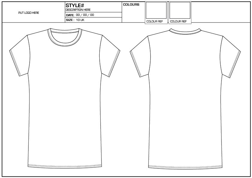OVERSIZED FIT TEE, SHORT SLEEVE, CREW NECK - Fashion Services HK