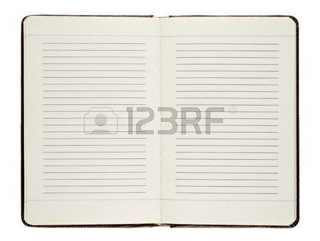 Diary Template Images & Stock Pictures. Royalty Free Diary ...