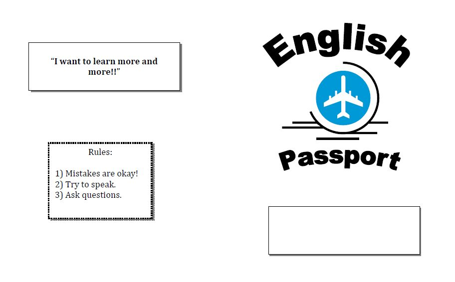 English Passport | ALT♢JTE CONNECT