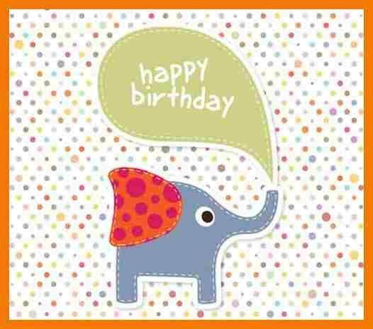 9+ birthday card templet | mailroom clerk