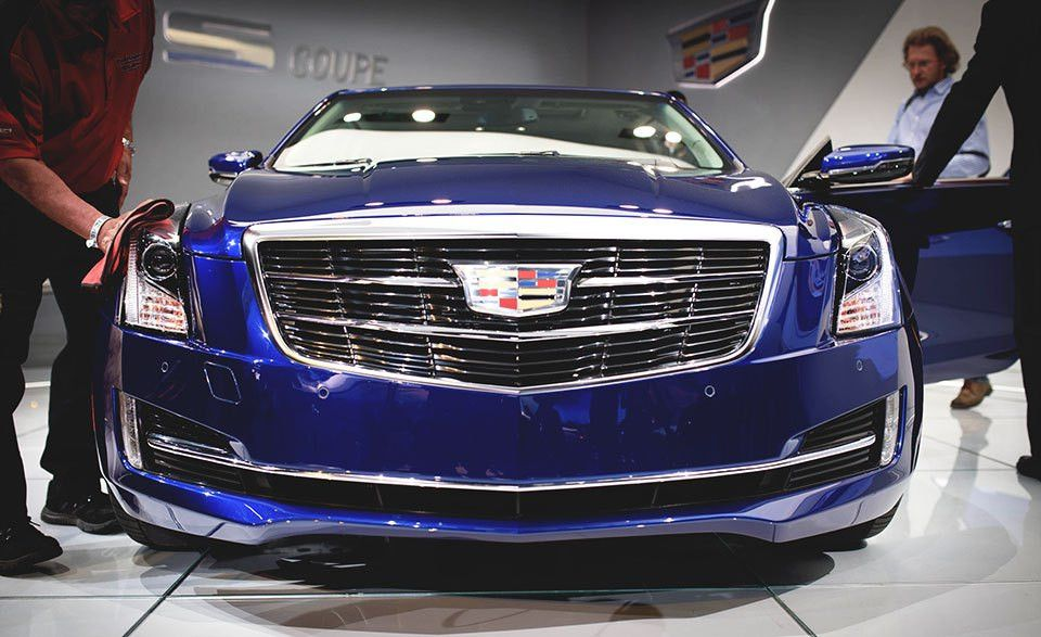 The 2015 Cadillac ATS Coupe Steps Forward | Cars, Luxury and Cadillac