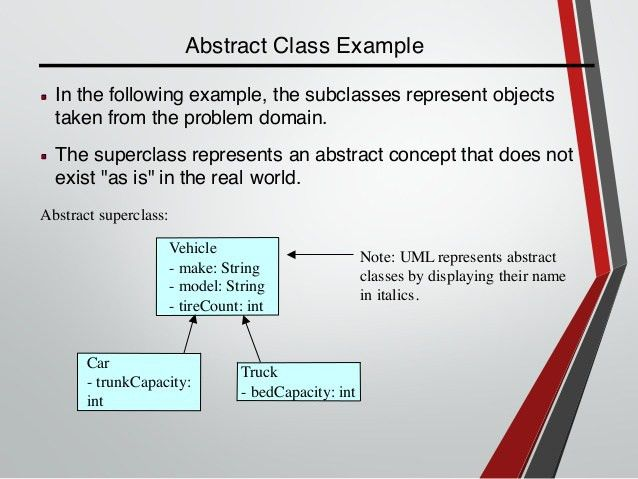 Java OOP Programming language (Part 6) - Abstract Class & Interface