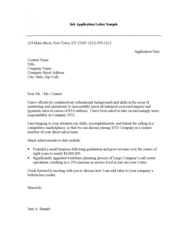 Homely Inpiration What To Say On A Resume 7 Cover Letter Email ...