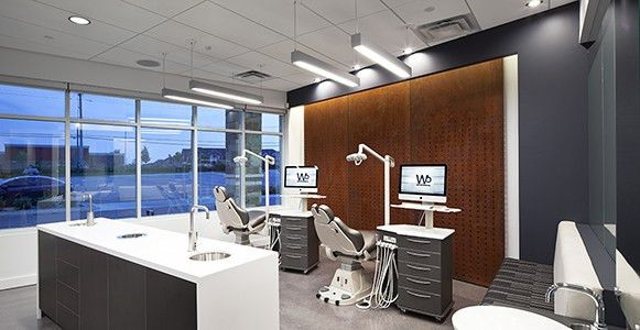 Orthodontic Office Design In The Retail Environment - JoeArchitect