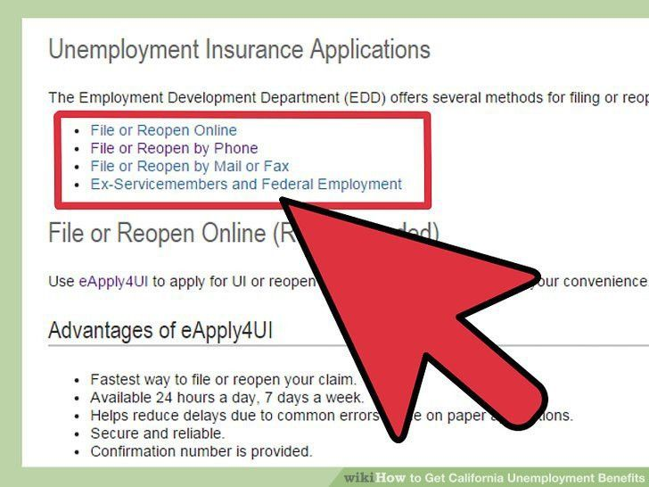 How to Get California Unemployment Benefits: 15 Steps