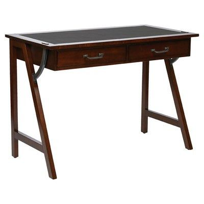 OSP Designs Dorset Writing Desk with 2 Drawers & Reviews | Wayfair