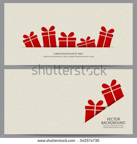 Christmas Gift Certificate Template Stock Images, Royalty-Free ...