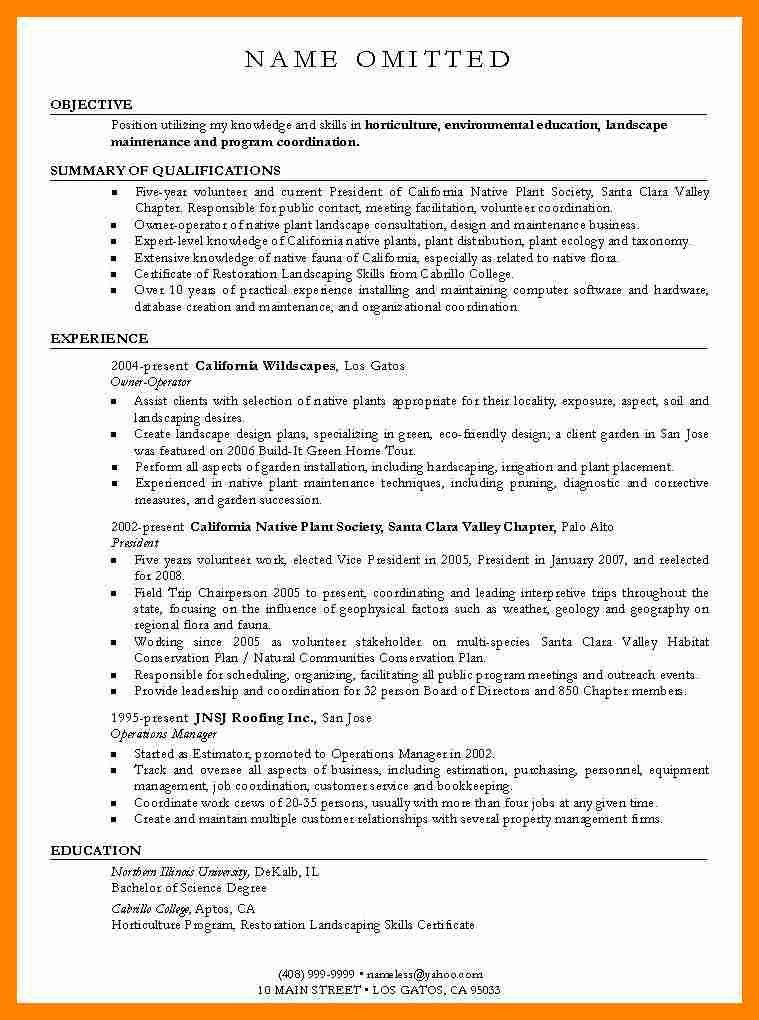work objective resume when to write a job objective for resume ...