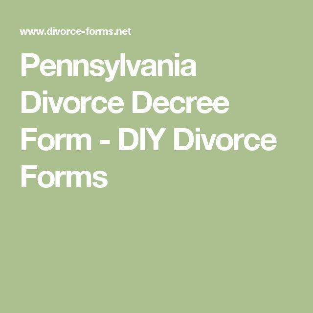 Best 25+ Divorce forms ideas on Pinterest | Divorce papers ...