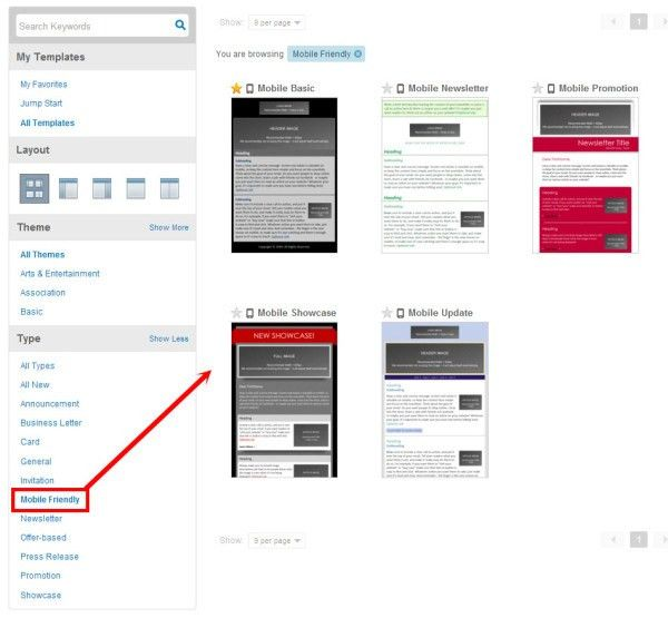 How to Find Mobile-Friendly Email Templates