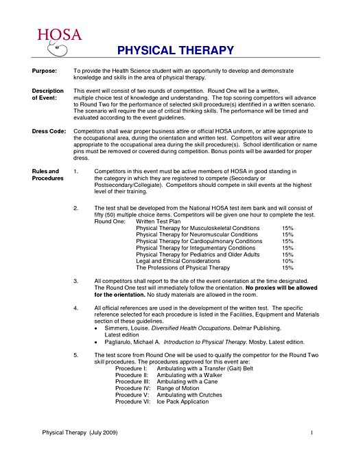 14 Physical Therapy Assistant Resume Resume new graduate pta ...