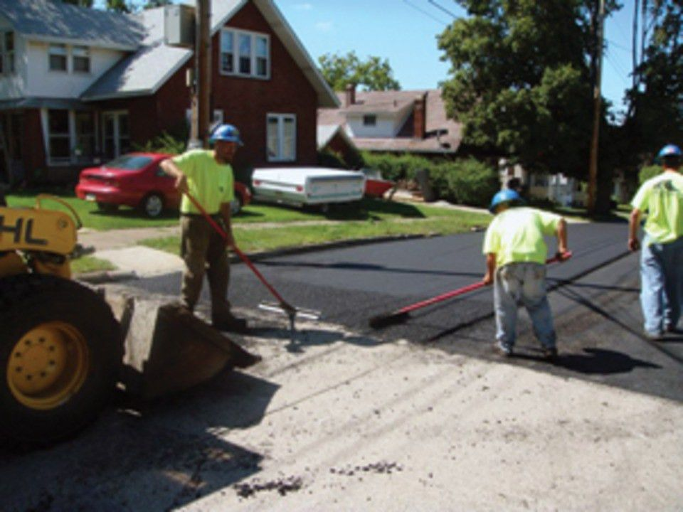 Skills Need for HMA Paving Crew Laborer