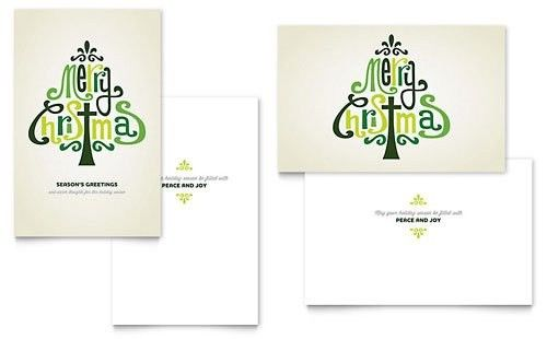 Greeting Card Templates – Indesign, Illustrator, Publisher ...