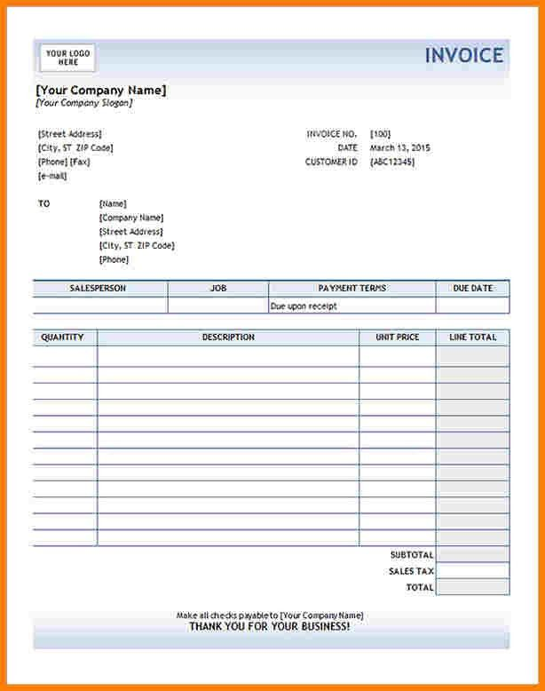 11+ services invoice template | inventory count sheet