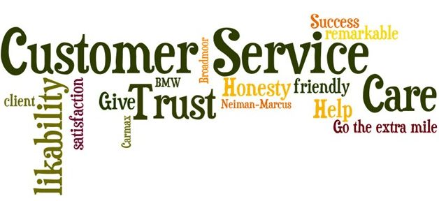 Provide Excellent Customer Service - Peergrowth Technologies