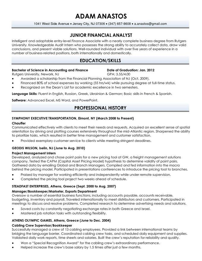 19+ [ Sample Resume For Medical Sales Representative ...