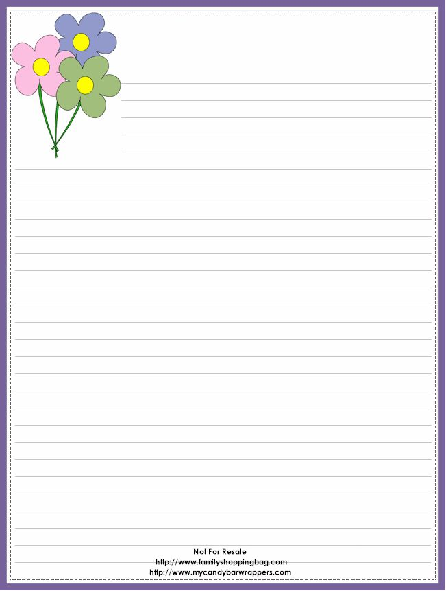 Free printable card and stationary Trials Ireland